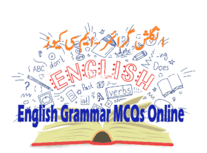 English Grammar Quiz MCQs Test